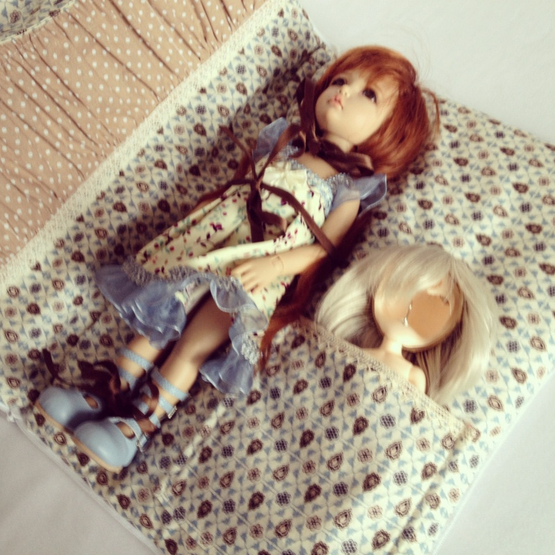 Couture pour modèle réduit ... ensemble corset!  p5 - Page 4 Img_0679