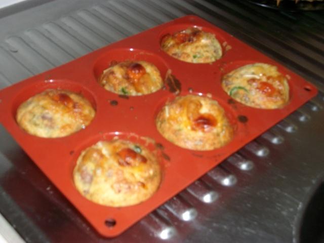 Muffins à la mode basque Photo_20