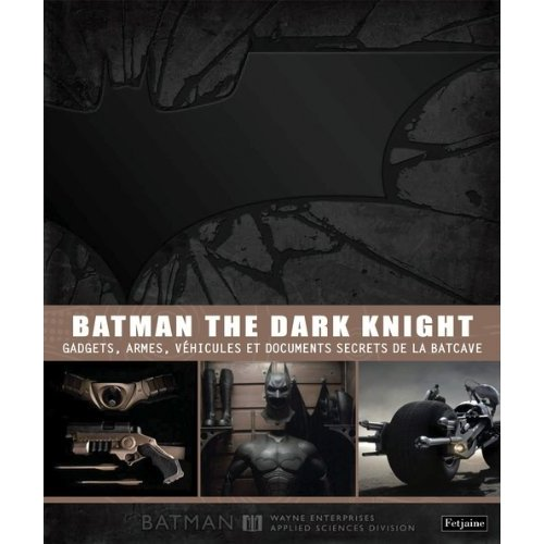 Nolan's Batman - The art and making of the Dark Knight Trilogy 51bnni10