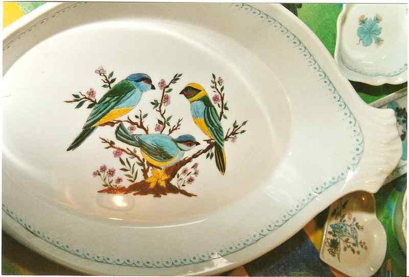 peinture sur porcelaine Numari14