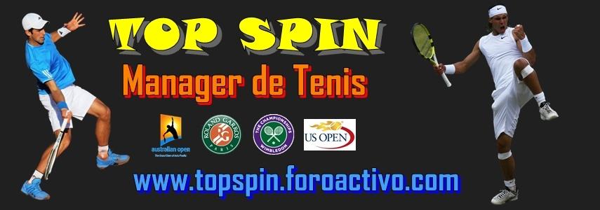 TOP SPIN - Manager de Tenis