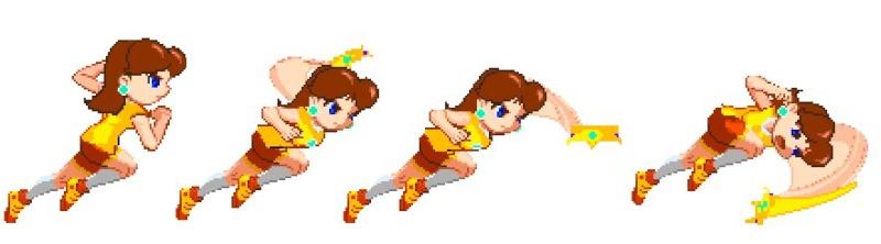 Daisy, princesse de Sarasaland Course10