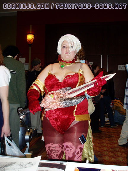 LA face cachée du cosplay !! Ivy10