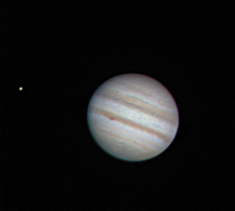 Jupiter au Passage AP155 le 12/09 Juju10