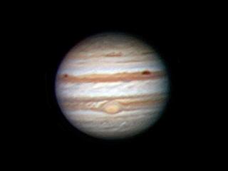 Jupiter en IR-RVB  + anim Juju11