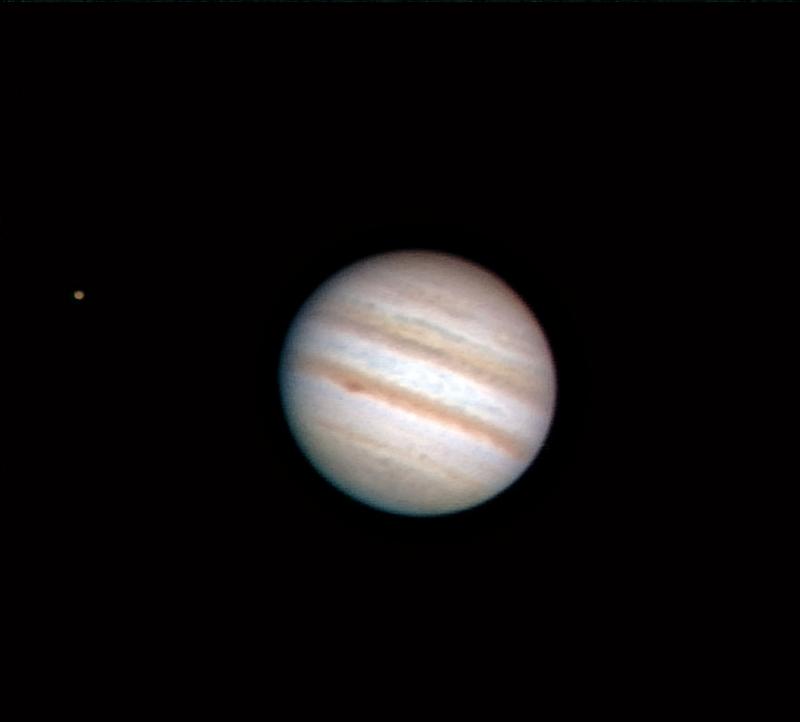 Jupiter au Passage AP155 le 12/09 Jujure10
