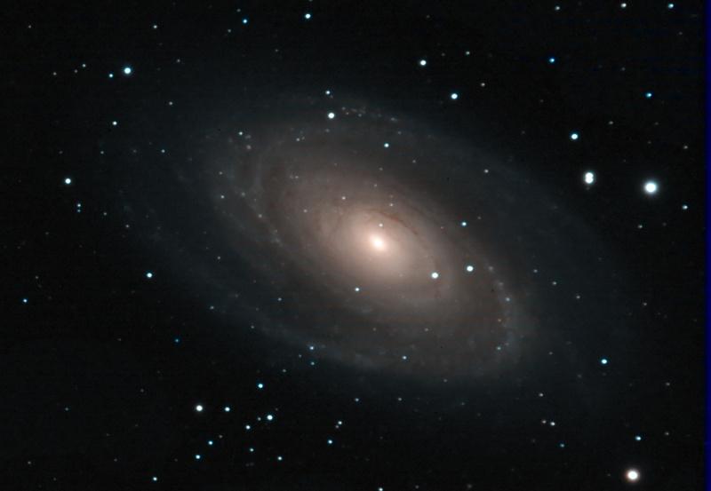 M81-M82 premiers essais caméra couleur SBIG8300 M8112