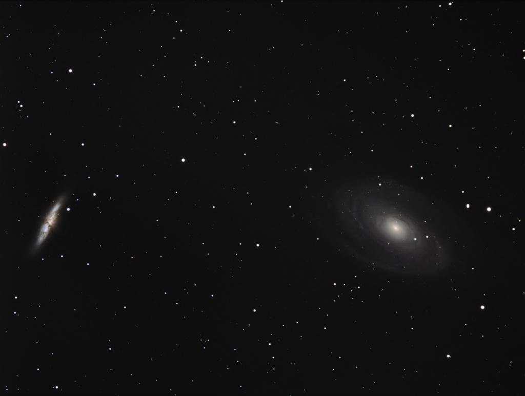 M81-M82 premiers essais caméra couleur SBIG8300 M81_we10