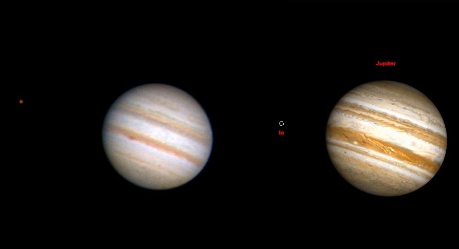 Jupiter au Passage AP155 le 12/09 Testwi10