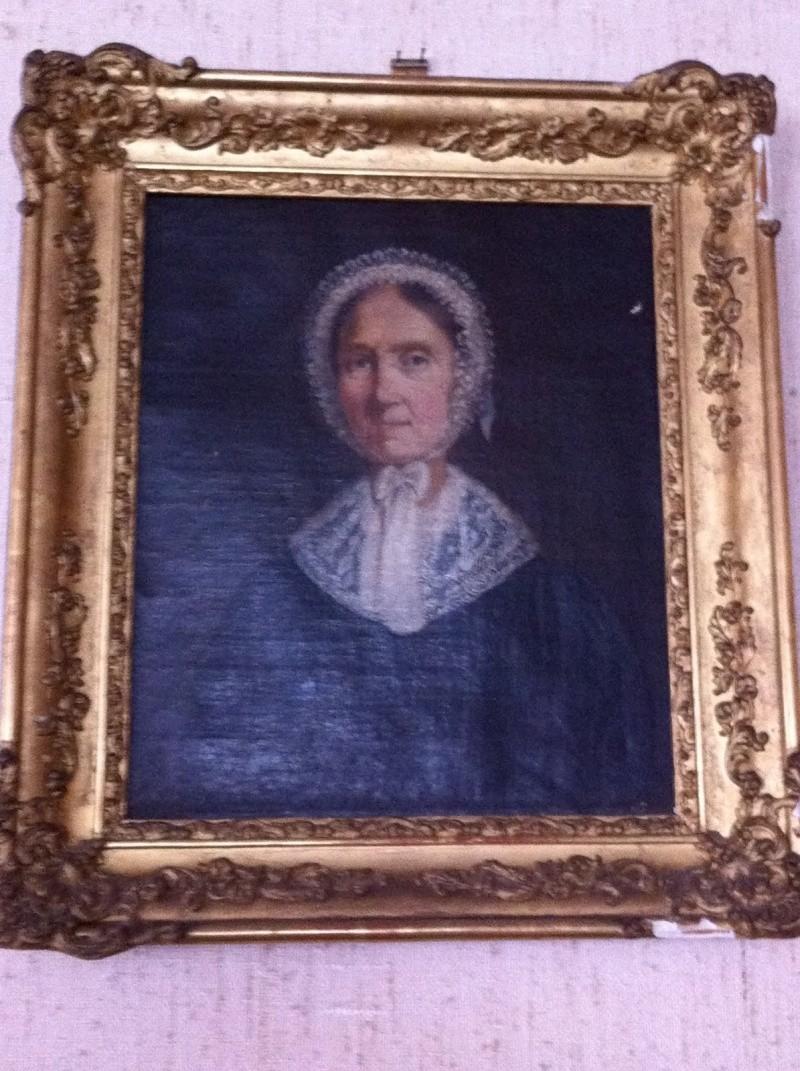 Jean-Georges STROHL (1775-1844) et Marie-Elisabeth MOLL,son épouse Mme_st10