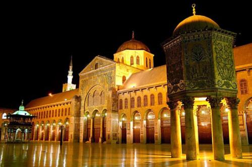 صور معالم أثرية في دمشق Ouoouo10