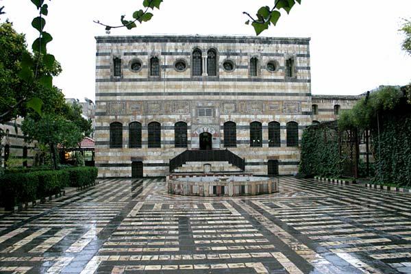 صور معالم أثرية في دمشق Uouo_o10
