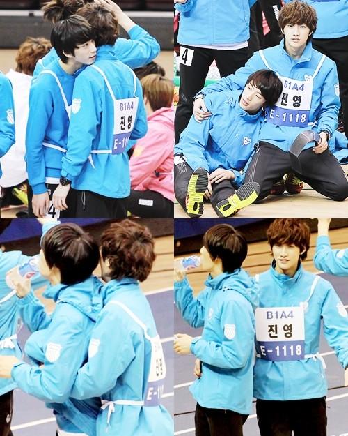 JinYoung x GongChan Tumblr19