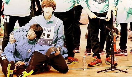 JinYoung x GongChan Tumblr20