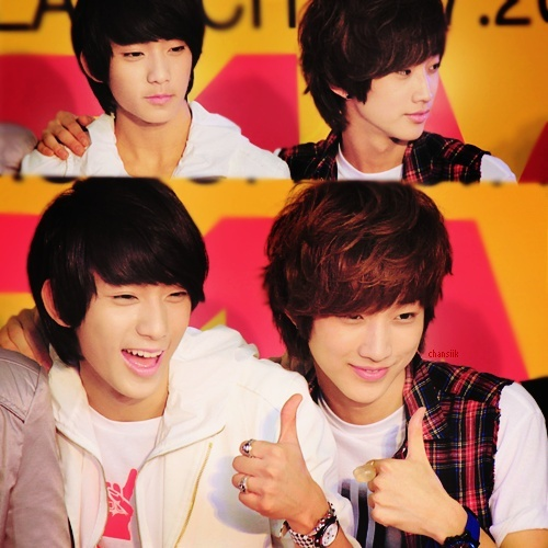 JinYoung x GongChan Tumblr30