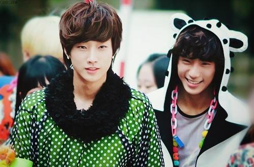 JinYoung x GongChan Tumblr32