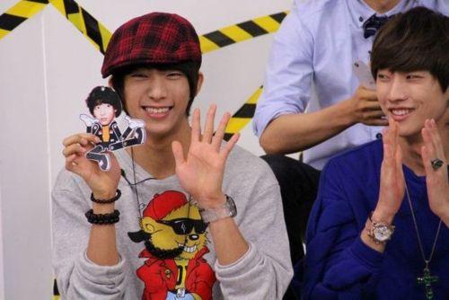 JinYoung x GongChan Tumblr33