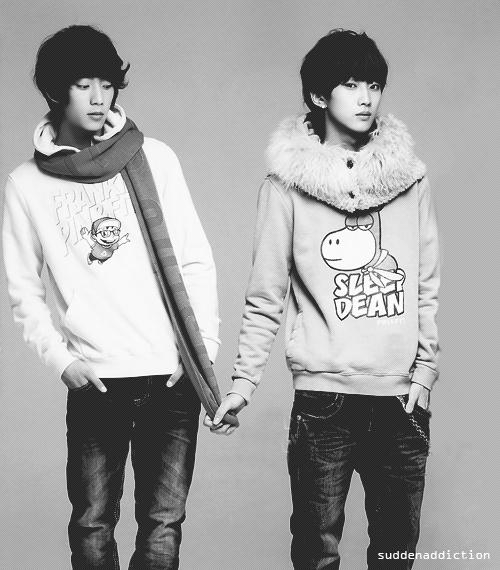 JinYoung x GongChan Tumblr34