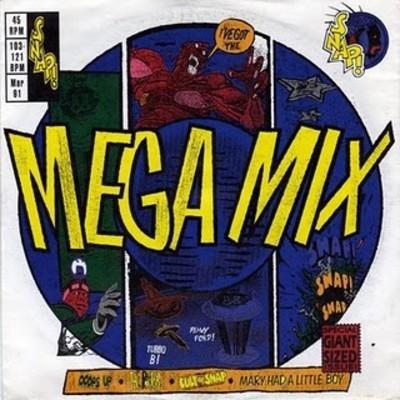 [MINIMALE-TECHNO] Dj Never Die - The Megamix 2012 (+ 9 MIX) Artwor12