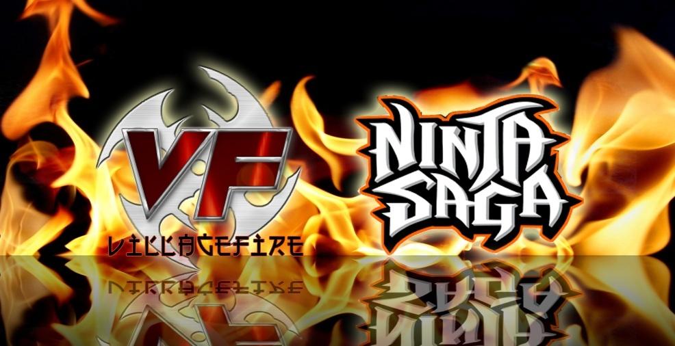ninja saga village