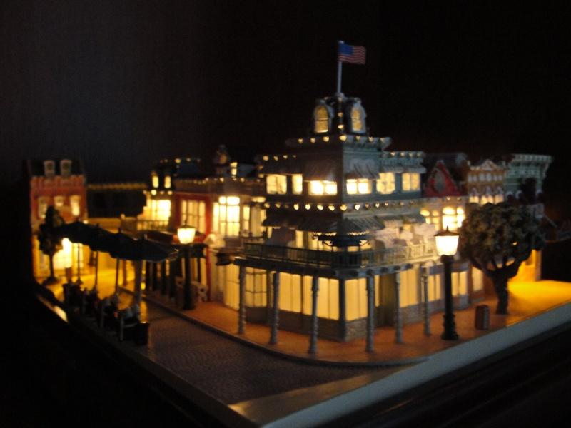 Mon Mini Main Street USA Walt Disney World by Olszewski ...FIN....Vidéo récap p5 02810