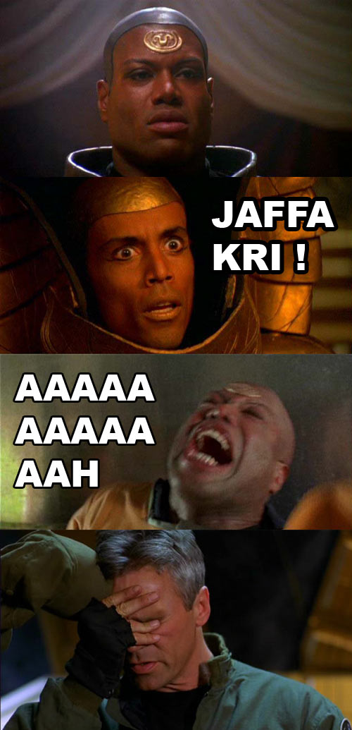 [Projet] Stargate Command Center Jaffa_10