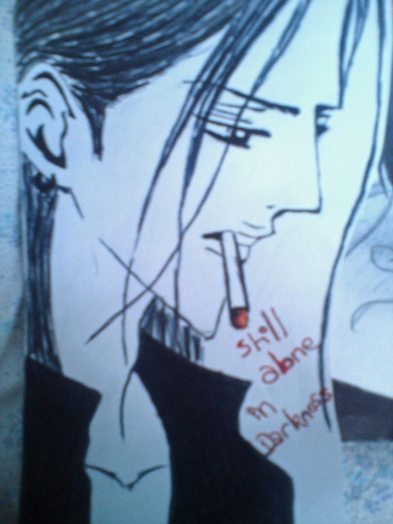 ♣ GAGNANT [Concours n°5 : Dessine-moi... NANA] Dsc01311