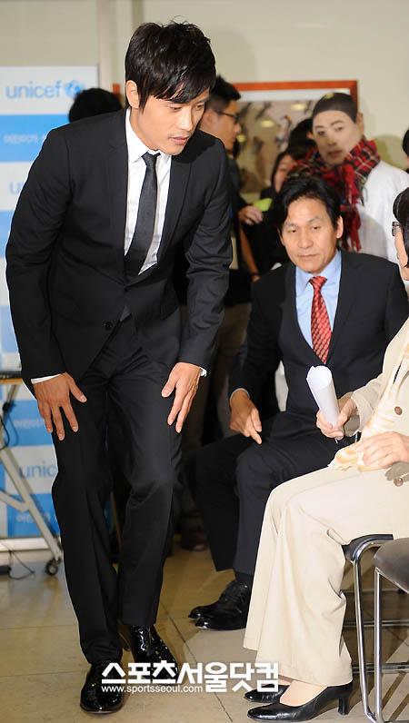 Représentant de l'UNICEF 20091020