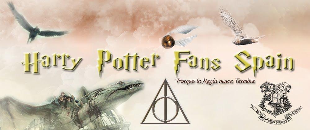 Harry Potter Fans Spain