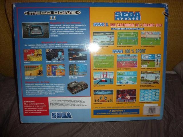 La collec Sega de Scrat : Nouveau pack megadrive le 25/08/13 - Page 3 P1030945