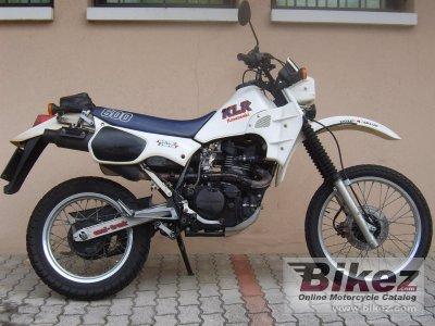 Kawasaki KLR 600 1100