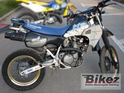 Kawasaki KLR 600 E 1101