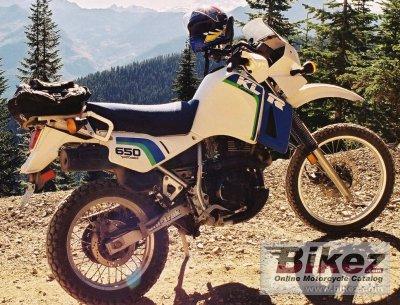 Kawasaki KLR 650 1987 1103