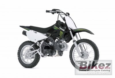 Kawasaki KLX 110 Monster Energy 1106