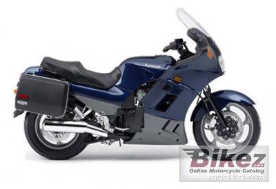 Kawasaki Concours 122