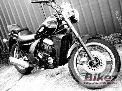 Kawasaki EL250 129