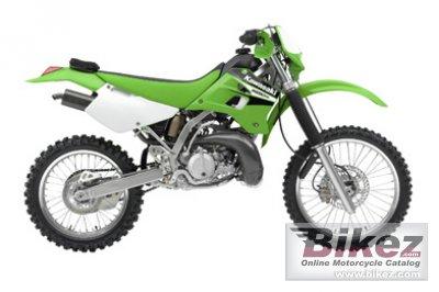 Kawasaki KDX 200 170