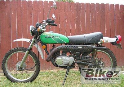 Kawasaki KE 100 173