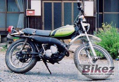 Kawasaki KE 125 1976 176