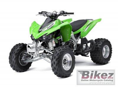 Kawasaki KFX 450R 178