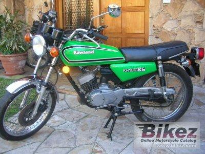 Kawasaki KH 125 183