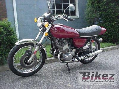 Kawasaki KH 500 186