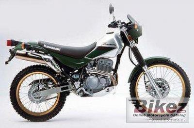 Kawasaki KL250-G4 Super Sherpa 189
