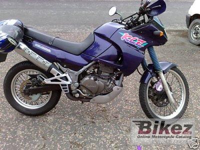 Kawasaki KLE 500 1991 193