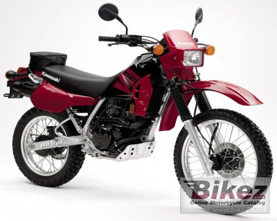 Kawasaki KLR 250 197