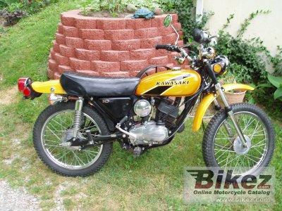 Kawasaki G5 100 22380_10