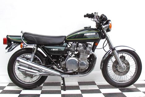 Kawasaki y su historia 310