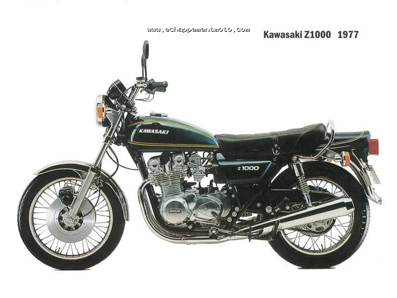 Kawasaki y su historia 410