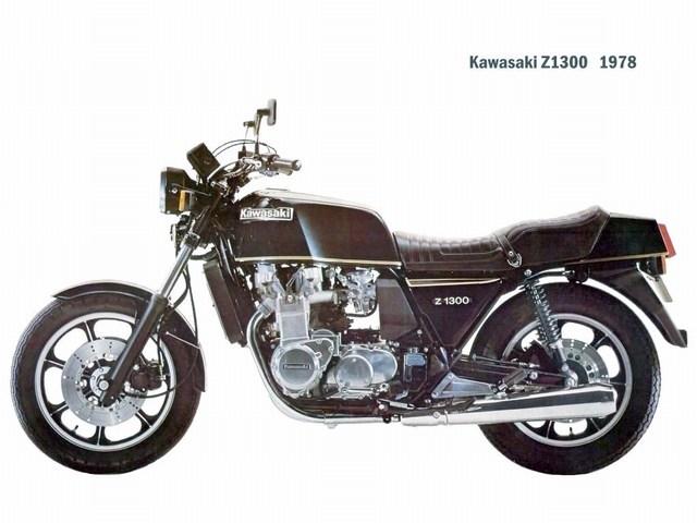 Kawasaki y su historia 510