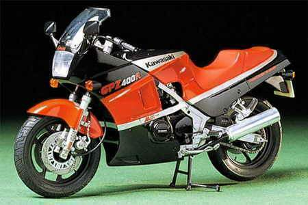 Kawasaki y su historia 610